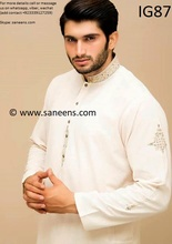 New afghan simple pashtun new style fashionable dress for boys