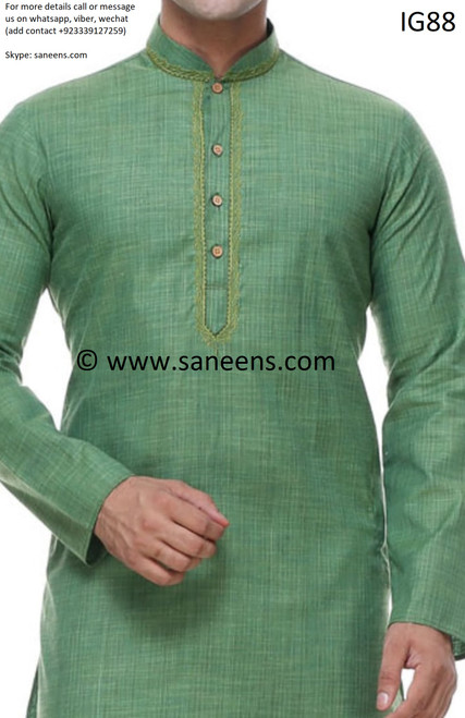 New simple online pashtun clothes by saneens for nikkah