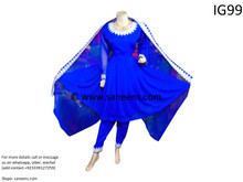 New afghan pashtun clothes by saneens for nikkah