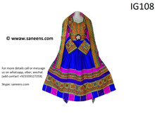 New Afghan fashion new embroidery clothes