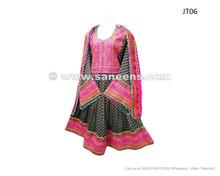 afghan fashion dress, afghan bridal frock