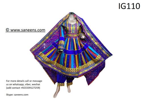 New afghan fashion boho kuchi style clothes