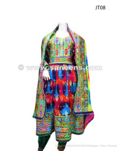 afghan fashion long gown online