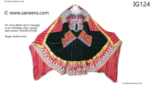 New afghan fashionable clothes for cluture