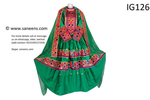New Afghan fashionable bridals clothes