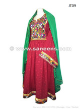 afghan wedding event costumes