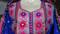 new design afghani costume