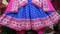 afghan fashion blue dress