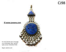Traditional online kuchi matika in lapis stone