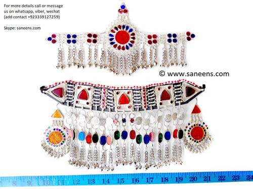 New afghan fashion traditional kuchi set