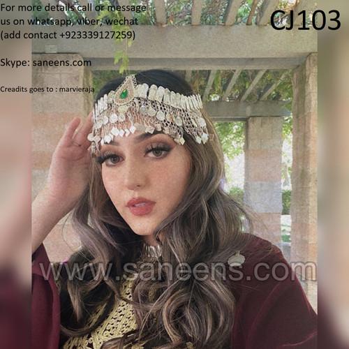 New bridals online hazara fashion jewellery for head