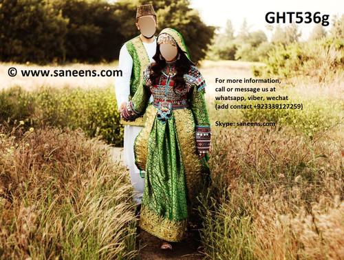 afghan libas e aroosi, pathani dress