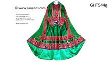 afghan clothes, afghan fashion high low dress