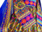 choli fabric afghan apparel