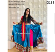 New afghan fashion nikkah clothes