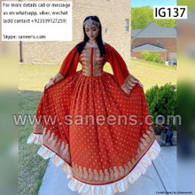 New afghan fashion clothes for nikkah