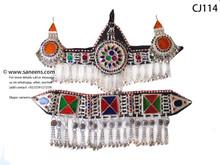 New afghan fashionable kuchi white set