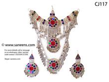 New Afghan kuchi nomad necklace