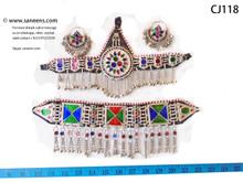 New Afghan nikkah beautiful jewellery