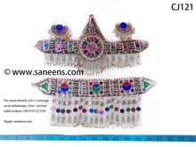 Afghan fashion white jewellery set