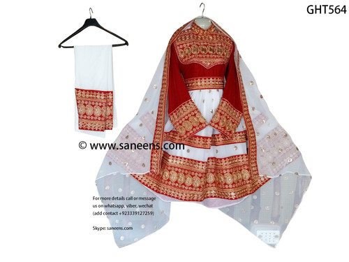 Afghan embroidery clothes