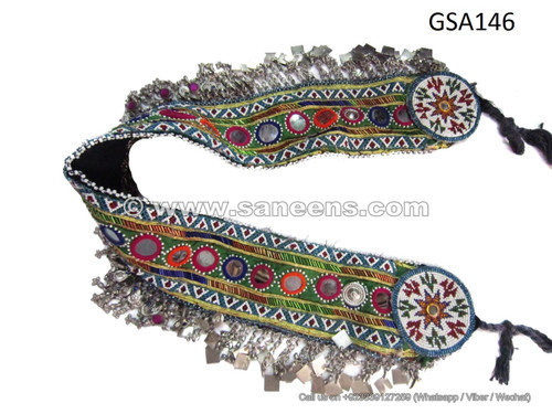 indie tribal vintage belt online