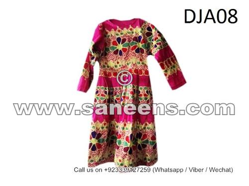 handmade afghan ethnic dress