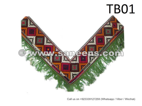 afghan muslim hand embroidery, afghan decoration pieces