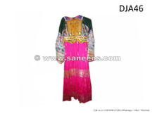buy vintage afghan dresses, kuchi fashion ethnic clothes