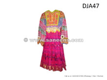 kuchi tribal ethnic clothes