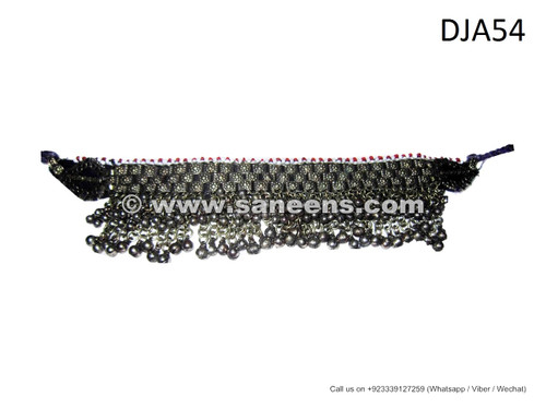 afghan muslim handmade necklaces, kuchi ethnic choker