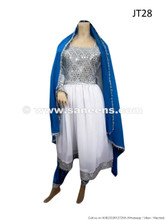 afghan fashion long dress