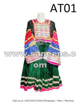jumlo fashion long dress, afghan kuchi dress