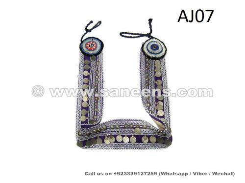 nomad boho chic style belts online, handmade tribal fashion long belts online