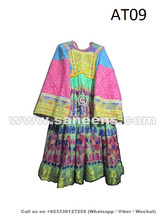handmade tribal frocks online