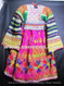 afghan kuchi handmade dress