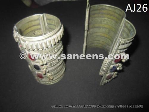 afghan fashion long cuffs
