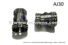 afghan kuchi bangles with spikes