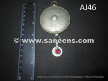 afghan kuchi handmade pendants