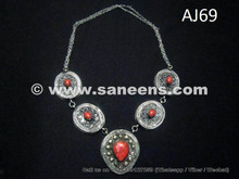 kuchi tribal necklace