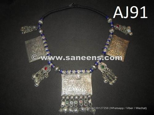 wholesale kuchi tribal necklaces