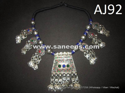 wholesale kuchi tribal necklaces online