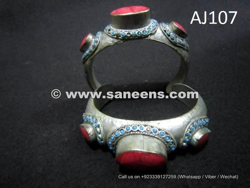 wholesale kuchi tribal bangles