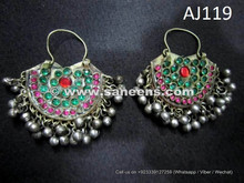 afghan kuchi wholesale jewelry earrings