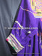 tribal artwork handmade embroidery work ethnic frock