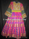 kuchi tribal ethnic frock