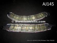afghan wholesale kuchi jewelry anklets