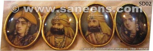 mughal era pure gold antique coins