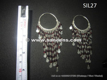 wholesale kuchi jewelry earrings, ats bellydance performers earrings earplugs