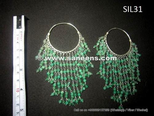 afghan kuchi jewellery earrings online